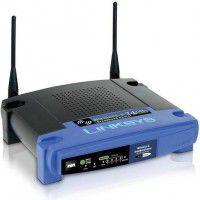 Routeur Linksys WRT54GL