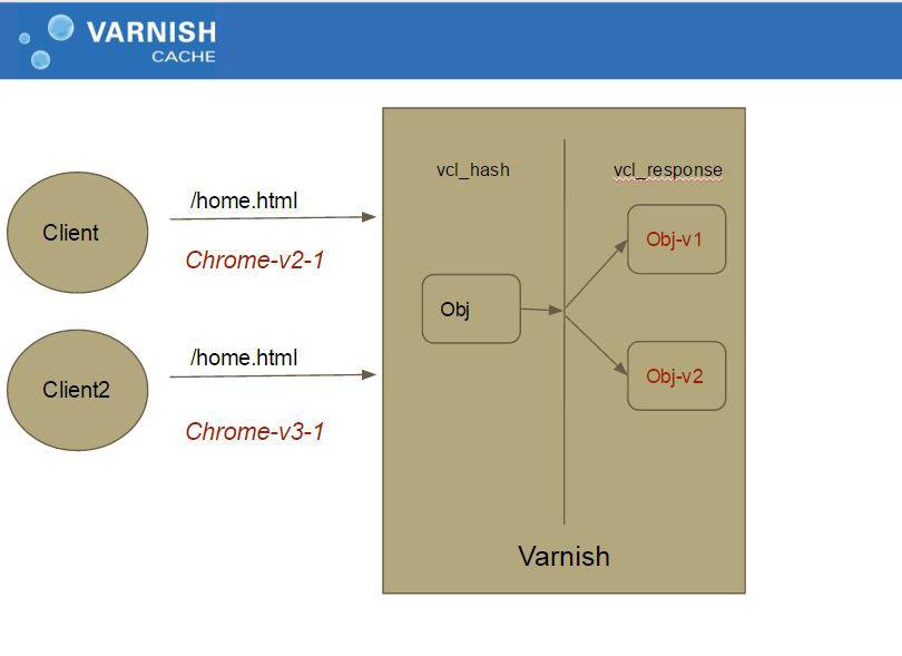 Varnish Cache : gestion de la clé avec vcl_hash et Vary