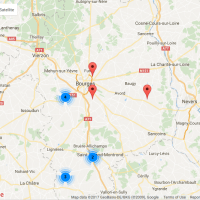 Google Maps sur Wordpress
