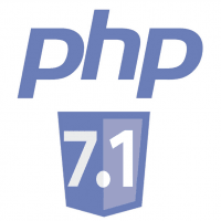 php7.1 logo