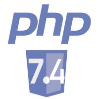 php7.4 logo